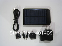 2600mAH Solar Panel Portable charger power bank  for cell phone iphone PDF ipad