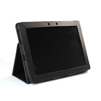 free shipping 6 colors PU Leather Case for ASUS TF300 Flip Stand Cover Case