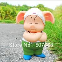 1 pcs 15cm/6 inch Dragon ball z figures Oolong Goku figure chidren toy Retail