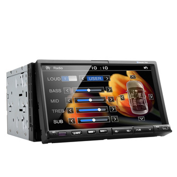 Toyota Highlander car dvd player,2 din GPS,Bluetooth,Stereo,TV(optional),rear view camera input etc.