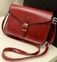 New Messenger Bag Chest Pack Casual Small Handbag,Retro Post Messenger Bag,Handbags for Ladies,Free Shipping