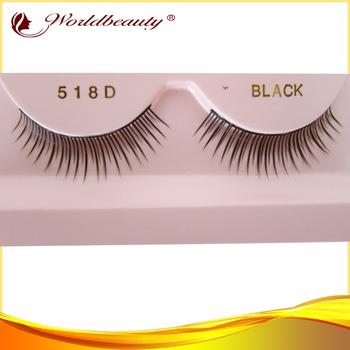 Free shipping high-end 518ABCDEF eyelash 200pairs a lot natural looking