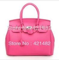 Free shipping women's handbag 2013 high quality handbag women design tote shoulder bag