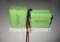 Lot of 200pcs 2.2Ah Ni-MH battery for MINT 4200 Robotic Vacuum Cleaner/ Replace GPHC152M07  7.2V 2200mAh Robotics,Free shipping!