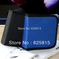Hot Sale 40 CD DVD Disc Storage Case Organizer Wallet Holder Bag Box Album 30-607