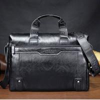 Hot sale!! New Composite leather Men Bag Briefcase Handbag Men Shoulder Bag Laptop Bag,free shipping