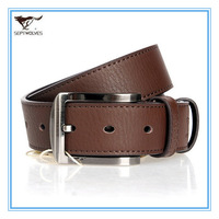 Certified Genuine Leather Pin Buckle Straps Free Size Cowskin Split Leather Men Waist Belts Alloy Buckle 1.1-1.25M 7A92130700