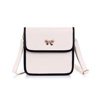 Free shipping! Nostalgic vintage fashion elegant petty bourgeoisie bow messenger bag female bags 0195