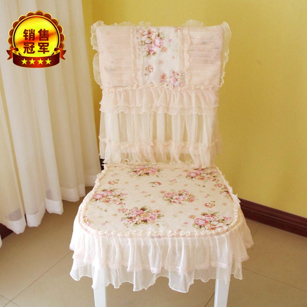 бросился случаях 60 * 150 см для кресла домашний сад кружева, Обеденный стул таблицы ткань охватывает подушка 6 Автоматическая 2f06e 33