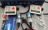 35W Slim Ballast HID Xenon Conversion Kits Set H8 H1 H3 H4 H7 9004 9005 880 881 H10 H11 H13 Kit HID XENON DC 12V Free Shipping