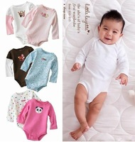 carters Baby Long sleeve Bodysuit infant/ baby jumpsuits,baby teddies,baby romper