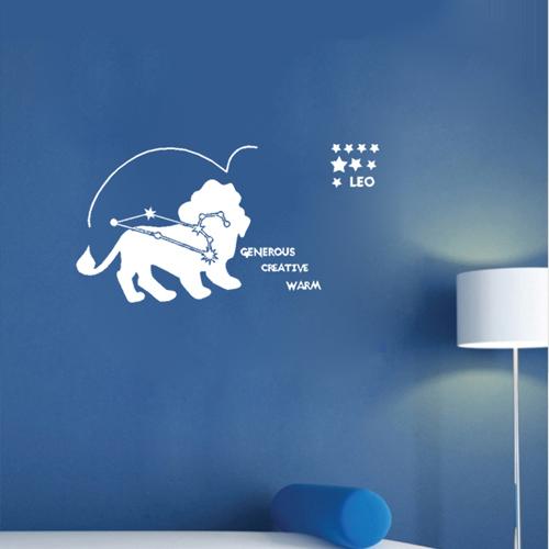Warm kid bedroom living room decor wall sticker decal w