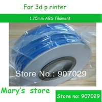 High Quality 1.75mm ABS Filament Spool 1kg 3D Printer MakerBot---Free shipping