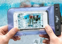 PVC diving Waterproof Case Underwater Phone Bag For All mobile Phone camera Watch ect
