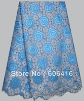 Important! On sales Free shipping swiss cotton lace,african lace fabric,big lace , L-N0480