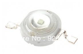 LED  High quality  1W 75-85LM Green Light LED Emitters (3.2-3.6V, 525-530NM )