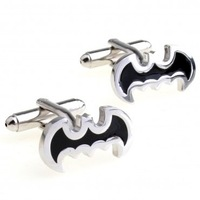 Batman Cufflink 2 Pairs Free Shipping Promotion