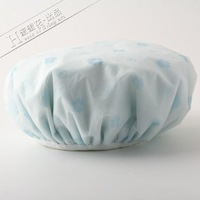 Honey honey flower multifunctional dry hair hat shower cap long velvet towel dry hair dry