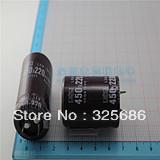 450V220UF electrolytic capacitor size 25 * 40 feet free shipping 30PCS/LOT hard(China (Mainland))