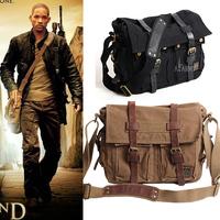 Backpacks 2013 Canvas  man  female messenger  messenger  vintage messenger  one shoulder casual travel backpack