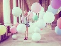 50pcs 36inch/90cm Giant balloons Party Wedding Birthday Decor Large Latex balloons