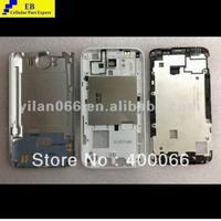 White Original Full Housing Cover Middle housing Battery Door Cover For HTC Sensation XL X315e G21