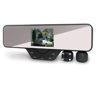 Portable 3.5 Inch 30Fps Multi-functional 4 Leds Day&Night Car Video IR Camera DVR Record HT1000 Free Shipping