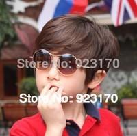Free shipping hot 2013 star style child circle sun sunglasses