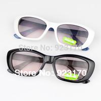 Free shipping 2013 child summer sun glasses child sunglasses anti-uv male female child multi-color
