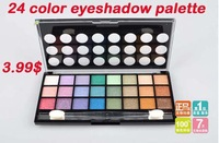 NEW sea sand 24 Colors eye shadow,Safety and quality guarantee! 4 series practical makeup eyeshadow palette