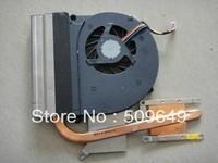 Sell For ASUS K40AF K40IN K40AB K40AD K40C X8A X8AAF fan with heatsink