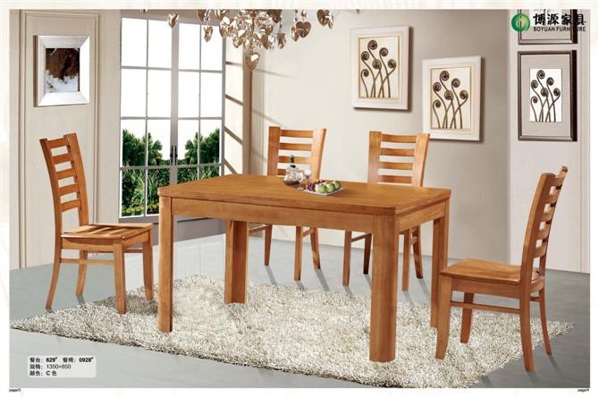 Online kopen Wholesale eiken eetkamer meubels uit China eiken eetkamer ...