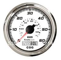 85mm GPS speedometer with mating antenna (SQ-KF08115)