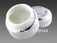 FREE SHIPPING 26ml Nail Clear LED GEL Nail Art LED Gel wholesale NA614A