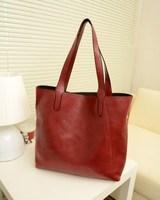 2013 fashion big bag shopping bag picture package bag mother bag one shoulder handbag