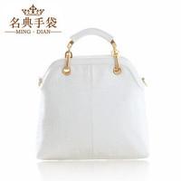 1994 handbags crocodile pattern handbag women's 2013 fashion handbag fashion quality vintage bag free shipping