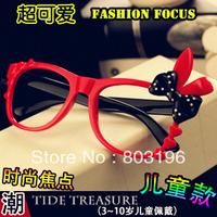 5Pcs/Lot Free Shipping Rascal Rabbit Children's Eyeglasses Frames Baby Candy Rabbit Glasses frame