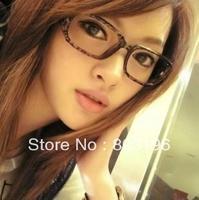 10Pcs/Lot Free Shipping Mol y03 vintage glasses frame leopard print eyeglasses frame
