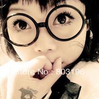 10Pcs/Lot Free Shipping Loverly Round glasses frame Girls'  eyeglasses frame