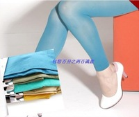 Langsha ankle length trousers women's fashion multi-colored ankle length legging seamless ankle length trousers l3461