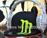 High Quality Summer M Cap baseball cap hat Hip Hop Hat Street Dancing Hat for man and women Christmas
