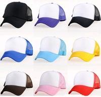 New Classic Trucker Baseball Golf Mesh Cap Hat- 9 Colors