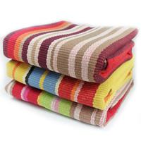 Cotton striped 100% handmade fashion home bedroom carpet mats table mats piaochuang pad 90 150
