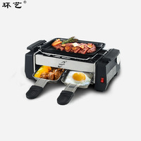 Home lovers Small tepenyaki electric oven
