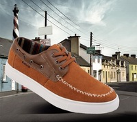 2013 new men's shoes, England everyday casual leather shoes, multi-color, free shipping