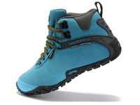 Hot 2013 new men's hiking shoes outdoor shoes hiking boots warm snow boots couple