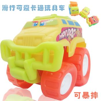 2 1 toy car cartoon toy car inertia car scooter 4wd model