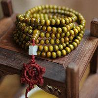 Fashion Natural Wood Sandalwood Buddha Bracelets & Bangle Men and Women Religion Charm 6MM Beads Multilayer Unisex Bracelets