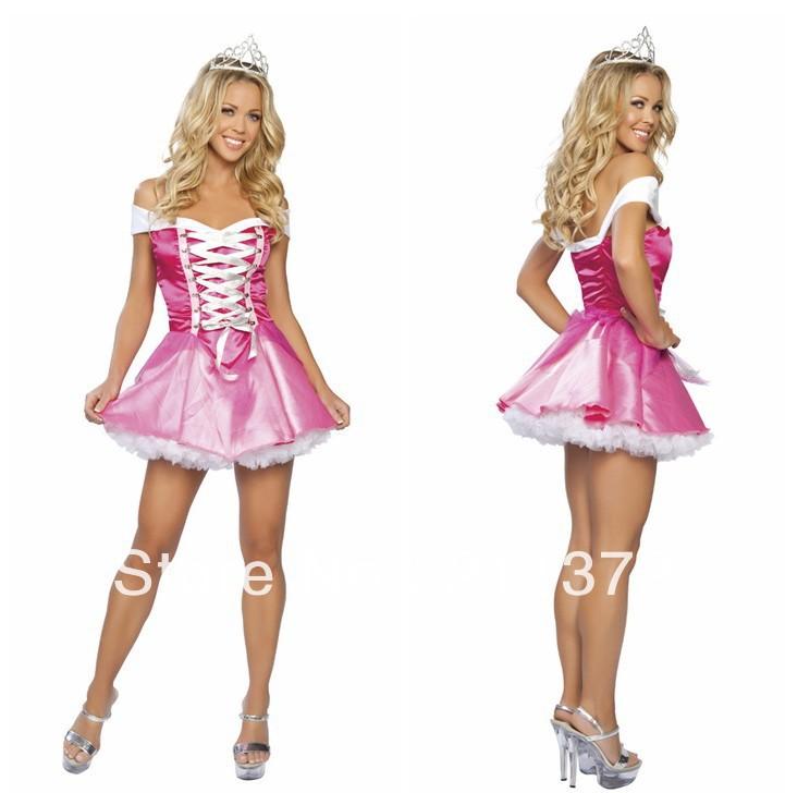 VOX   - Página 3 New-Adult-Pink-Fairy-Tale-Princess-Sleeping-Beauty-Sassy-Sexy-Aurora-Dress-Costume