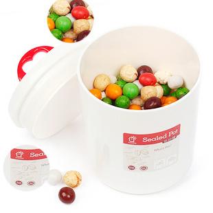Anya canister food ling tank milk powder storage tank dry candy jar tea caddy